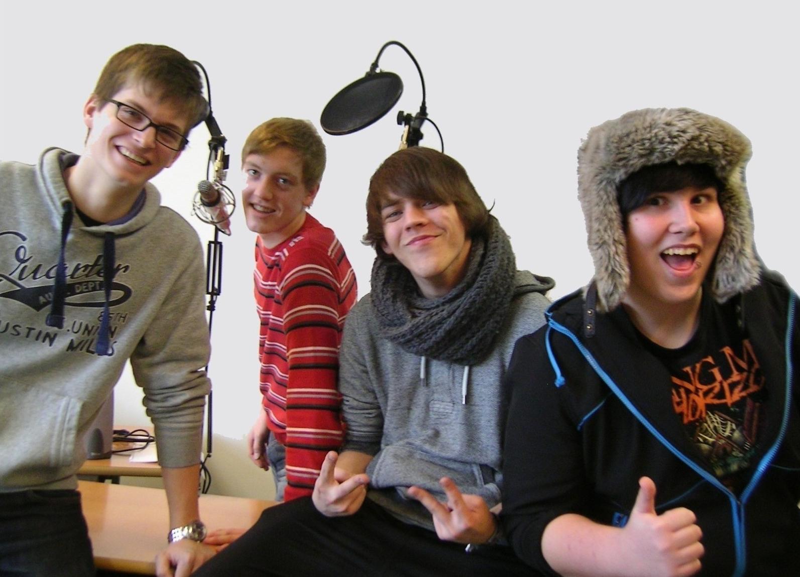 kreAKTIV - Kultur in der Lehre NÖ - LBS Pöchlarn 3.Lg 2013