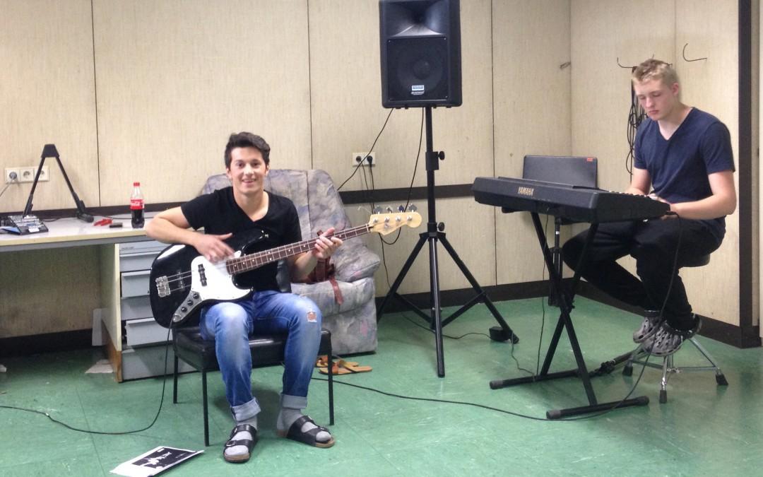 aLBS Neunkirchen – Bandworkshop – 4.LG – 2014|15