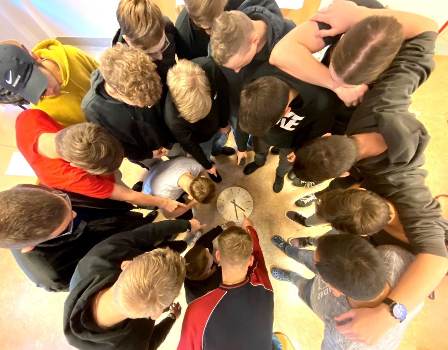 kreAKTIV - Kultur in der Lehre NÖ - LBS Baden 2.Lg 2015